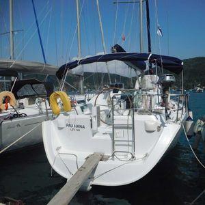 Beneteau Oceanis Clipper 393 | Pau Hana