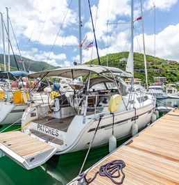 Bavaria 41 | Patches