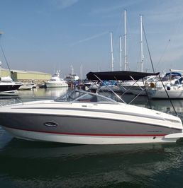 Bayliner 742 | Cuddy