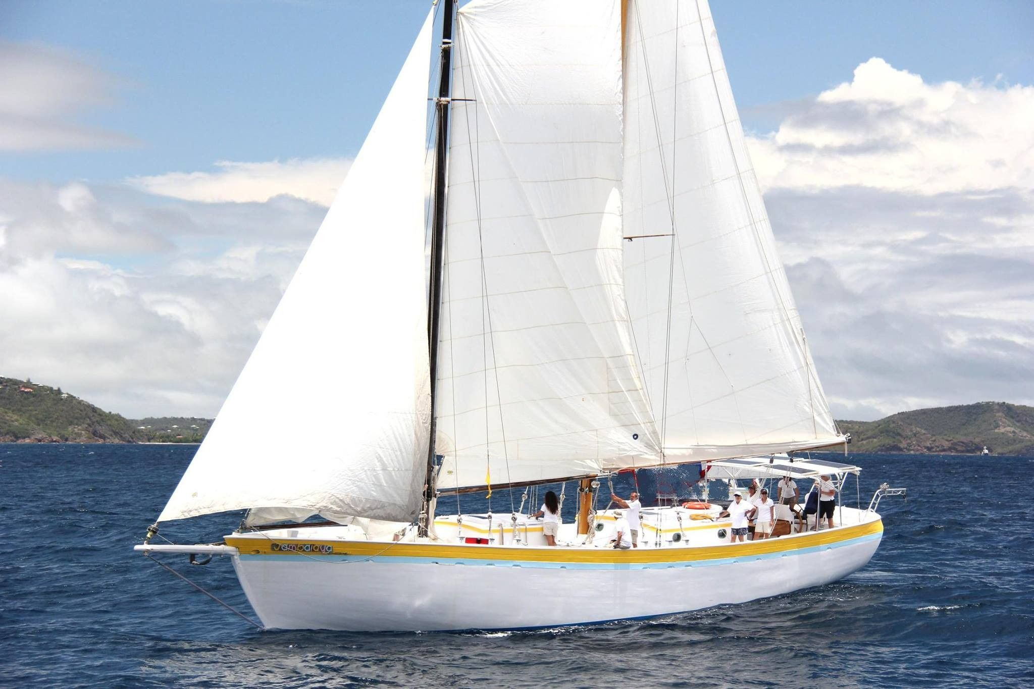Carriacou Schooner 73 (2002)