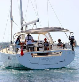 Beneteau Oceanis 48   Frangipani