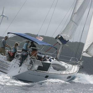 Charter Sailboats - Caribbean