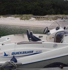 Quicksilver 635   San Lazaro