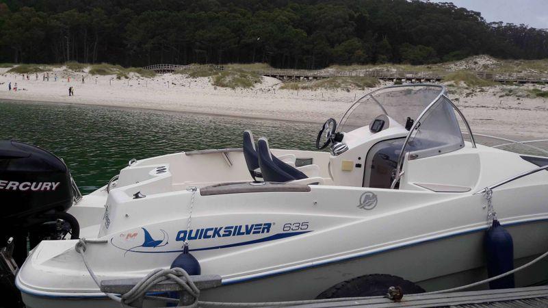 Quicksilver 635 | San Lazaro