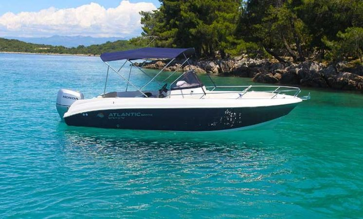Atlantic Marine 670   Open