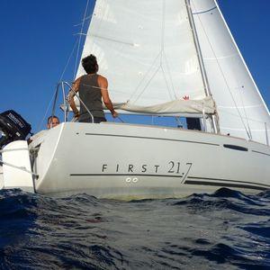 Beneteau First 21 | Vidra
