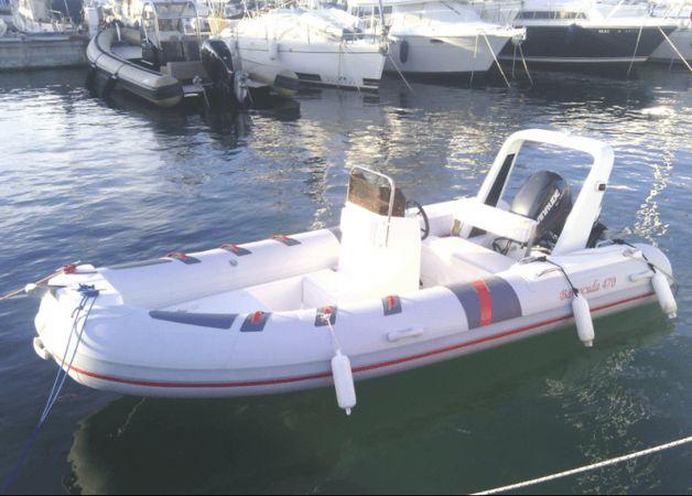Barracuda 470 | Open/Murter