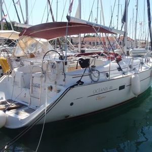 Beneteau Oceanis Clipper 411   Hypo