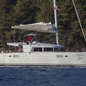 Noleggio catamarani - Turchia
