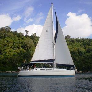 Jeanneau Sun Odyssey 40   Sandy Ann