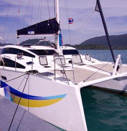 Island Spirit 38 | Island Breeze - Koh Chang