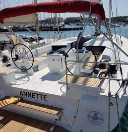 Beneteau Oceanis 51 | Annette