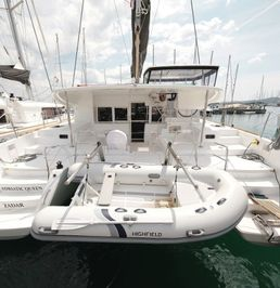 Lagoon 450 F | Adriatic Queen