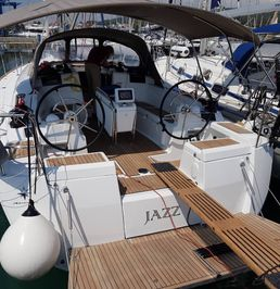 Jeanneau Sun Odyssey 419   Jazz