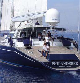 Concorde 131 | Philanderer