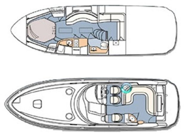 Sea Ray 375   Sea Ray