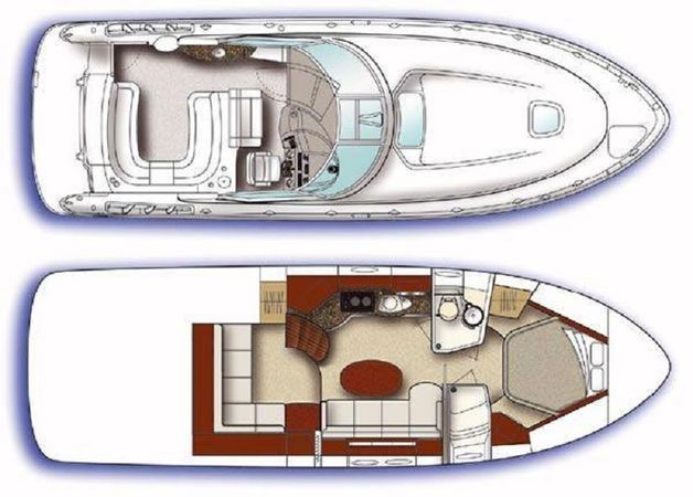 Sea Ray 425 | Windtech
