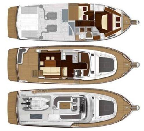 Beneteau Swift Trawler 44 | NautiGator
