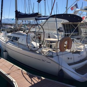 Charter Sailboats - France