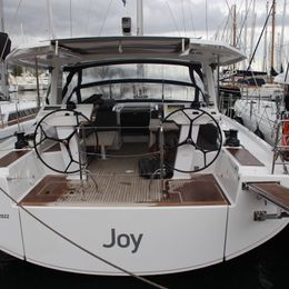 Hanse 548 | Joy