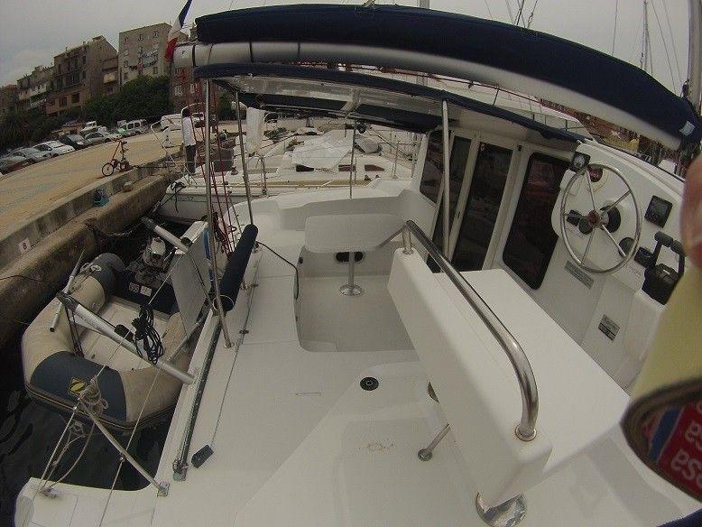 Yachtcharter Katamaran - Frankreich
