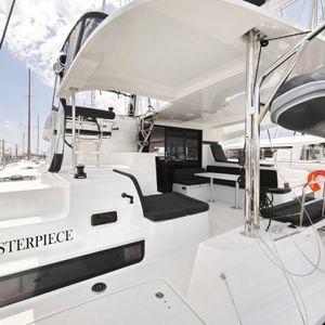 Catamaran Yacht - Croatia