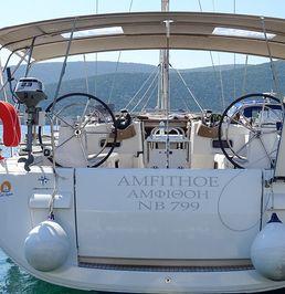 Jeanneau Sun Odyssey 519   Amfithoe