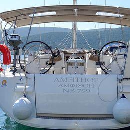 Jeanneau Sun Odyssey 519 | Amfithoe