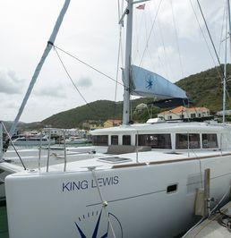 Lagoon 450 F | King Lewis