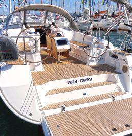Bavaria Cruiser 51 | Vela Tonka