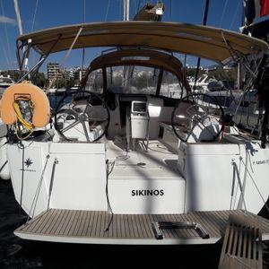 Jeanneau Sun Odyssey 449 | Sikinos
