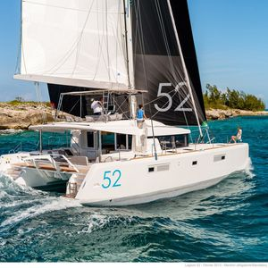 Lagoon 52 S | Nina 5