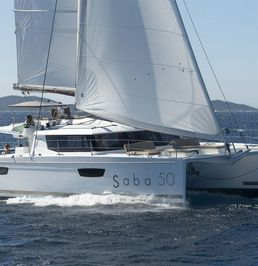 Fountaine Pajot Saba 50 | Nina 4