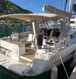 Dufour 412   Tropical Update 2