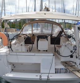 Dufour 412 | Barbuda