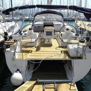 Nájem plachetnic - Řecko