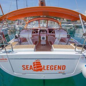 Hanse 455 | Sea Legend