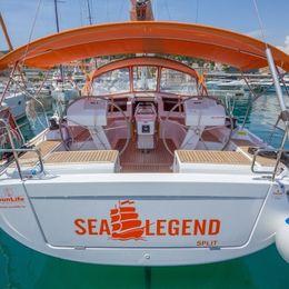 Hanse 455   Sea Legend