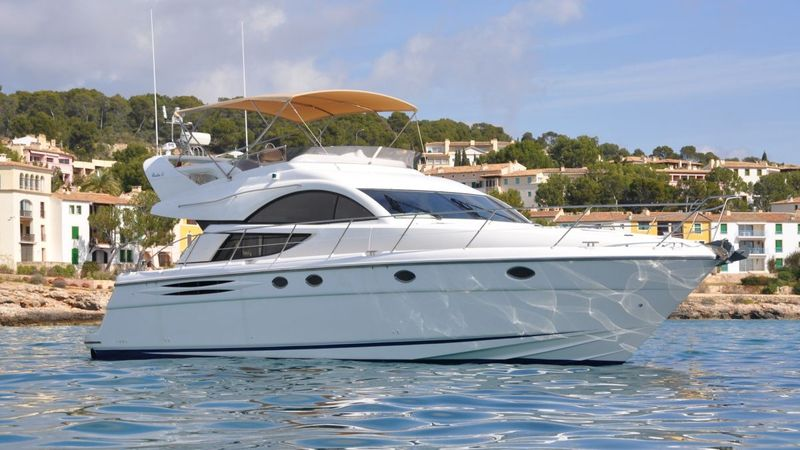 Fairline 50 | Independence