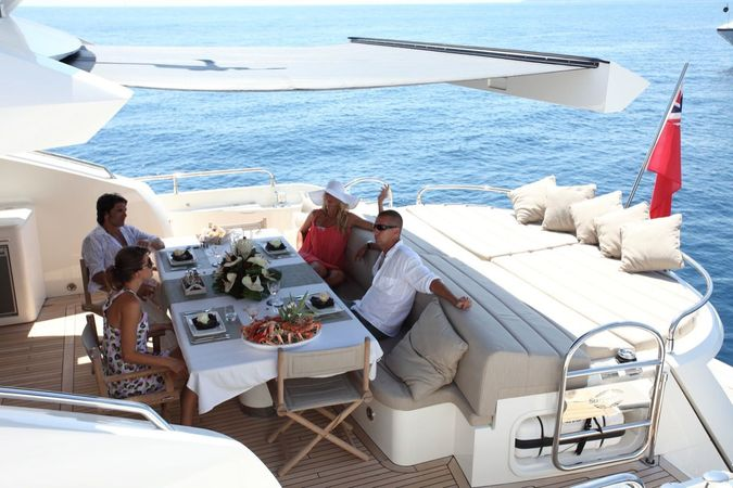 Sunseeker 84 | Independence