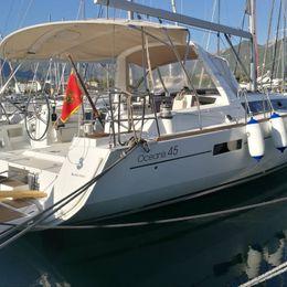 Beneteau Oceanis 45 | Stella 1