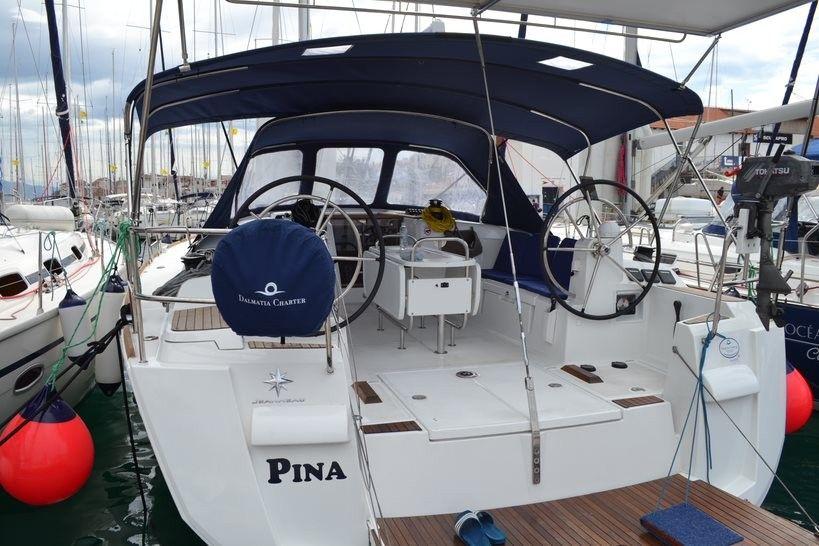 Alquilar velero - Grecia