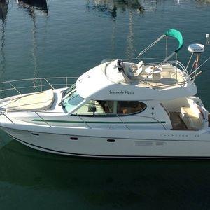 Моторная яхта - Испания