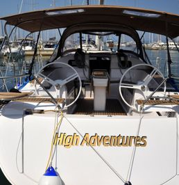Elan 45 | High Adventures