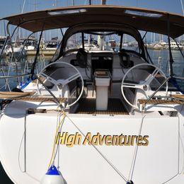 Elan 45 | High Adventures