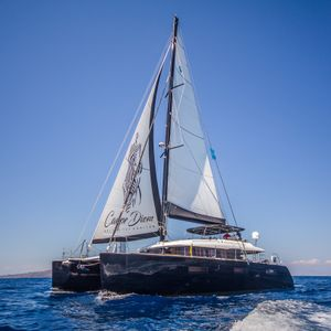 Catamaran Yacht - Greece