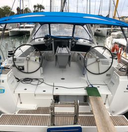 Beneteau Oceanis 48 | Enna 2