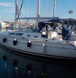 Jeanneau Sun Odyssey 37 | Bonaca