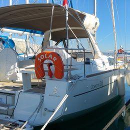 Beneteau Oceanis 38 | Solar