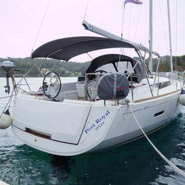 Jeanneau Sun Odyssey 449 | Port Royal